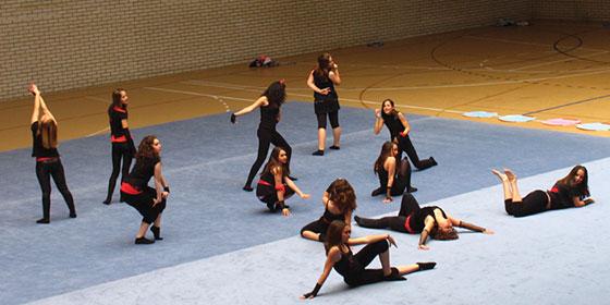 WOSAP Escuela de baile - Clases, Cursos, Formacin y